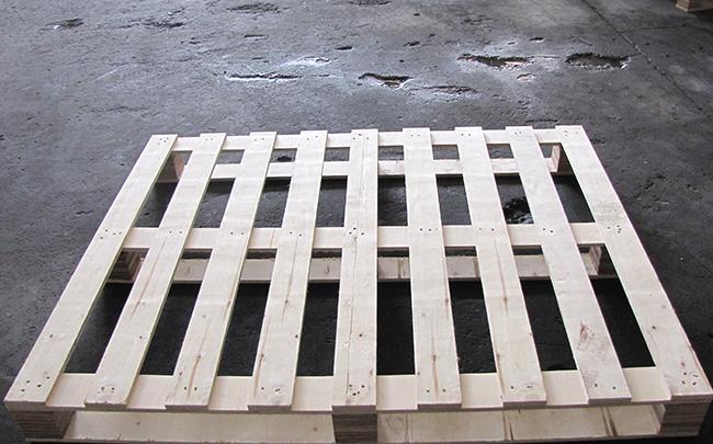 川字形实木托盘