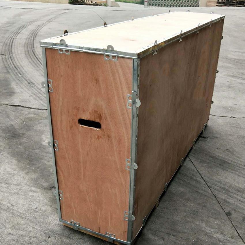 钢边包装箱